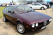 Alfa Romeo Photos - Alfa Romeo 7d15130 by Wingsdomain Art and Photography