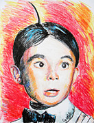 Crayola Prints - Alfalfa LIttle Rascals Print by Jon Baldwin  Art