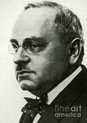 Inferiority Metal Prints - Alfred Adler, Austrian Psychologist Metal Print by Science Source