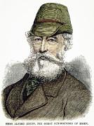 Alfred Krupp (1812-1887) Print by Granger