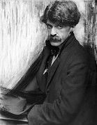 Editor Photos - Alfred Stieglitz (1864-1946) by Granger