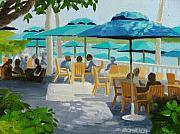 Cafe Terrace Originals - Alfresco by Robert Rohrich