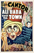 1937 Movies Photos - Ali Baba Goes To Town, Eddie Cantor by Everett