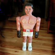 Boxer Sculptures - Ali Before Exile by James Neill