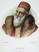 Pasha Photos - Ali Pasha (1741-1822) by Granger