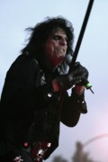 Alice Photo Originals - Alice Cooper Raises Cane by Christopher  Chouinard