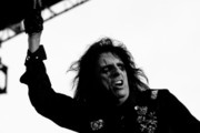 Alice Photo Originals - Alice Cooper Shouts by Christopher  Chouinard