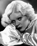 Thin Eyebrows Photos - Alice Faye, Ca. Mid-1930s by Everett