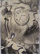 Pocket Watch Originals - Alice in Wonderland by Kellie Hogben