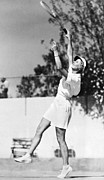 Sportswoman Photo Framed Prints - Alice Marble (1913-1990) Framed Print by Granger