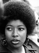 Candid Portraits Prints - Alice Walker, 1970 Print by Everett