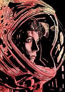 Alien Sigourney Weaver Print by Giuseppe Cristiano