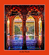 Moorish Originals - Aljaferia coloratura by Jack Torcello