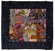 Urban Art Tapestries - Textiles - All Around Town by Martha Ressler