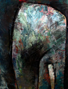 David Hochney Prints Painting Posters - All Doorways Are An Opportunity Poster by Charlie Spear