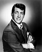 1960s Portraits Acrylic Prints - All In A Nights Work, Dean Martin, 1961 Acrylic Print by Everett