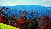 Allegheny Photos - Allegheny Mountains West Virginia by Joyce  Kimble Smith