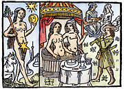 Compost Prints - Allegory Of Venus, 1496 Print by Granger