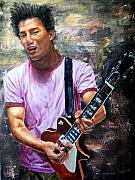 Menq Tsai - Allen - the guitar man
