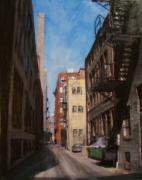 Escape Originals - Alley 3rd Ward by Anita Burgermeister