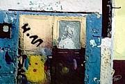 Alley Entrance Print by Lauranns Etab