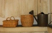 Baskets Photo Originals - Almost Forgotten by Russ Harriger