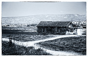 Old School House Prints - Almost Home Print by John Rizzuto