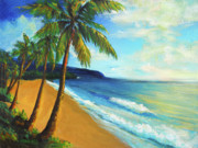 Inspirational Paintings - Aloha by Hanako Hawaii