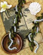 Aloha Oe Print by Sandra Blazel - Printscapes