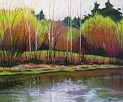 Melody Cleary - Along Fanno Creek