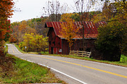 Ohio Photo Originals - Along Route 50 by Doug Hubbard