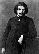 Alphonse Photos - Alphonse Daudet 1840-1897 French by Everett