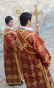 Orthodox Photo Originals - Altar Boys by Munir Alawi