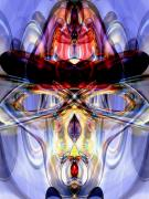 Daydream Digital Art - Altered States Abstract by Alexander Butler