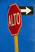 Stop Sign Photos - Alto by Skip Hunt