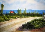 Alto Vista Chapel Print by Shirley Braithwaite Hunt