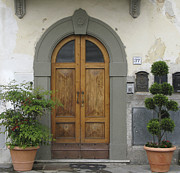 Northern Italy Photos - Altopascio Street Scenes 3 by Forest Alan Lee