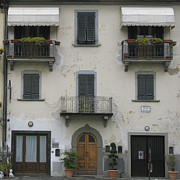 Northern Italy Photos - Altopascio Street Scenes by Forest Alan Lee