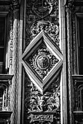 Val Black Russian Tourchin - Alwyn Court Building Detail 1