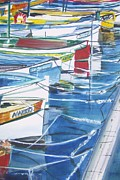 Therese Fowler-Bailey - Amalfi Boats
