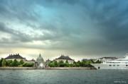Robert Lacy - Amalienborg Place