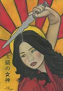 Sun Pastels Originals - Amaterasu by Natalie Roberts