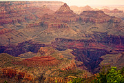 Striking-photography.com Prints - Amazing Colorful Spring Grand Canyon View Print by James Bo Insogna