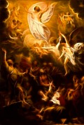 Messiah Digital Art - Amazing Jesus Resurrection by Pamela Johnson