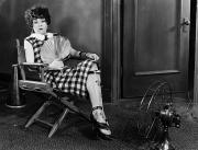 Plaid Prints - Amazing Mazie, 1925 Print by Granger