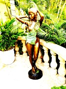 Mexico Sculptures - Amazon Beauty by Unique Consignment