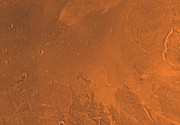 Astrogeology Photos - Amazonis Region Of Mars by Stocktrek Images