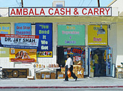Grocery Store Originals - Ambala Cash and Carry by Michael Ward