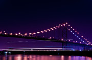 Ambassador Prints - Ambassador Bridge Print by Cale Best