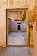 Hindi Photos - Amber Fort Doorway by Inti St. Clair